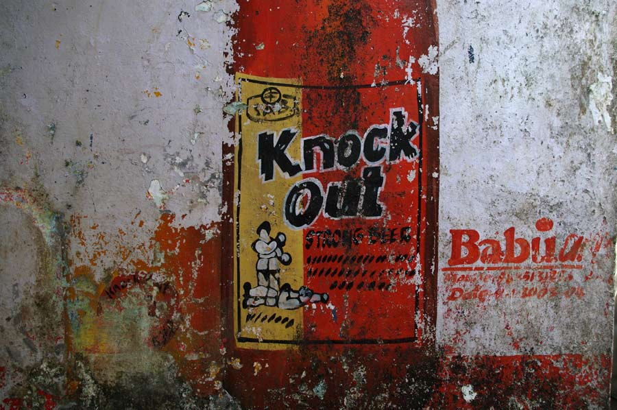 Knock Out Strong Beer