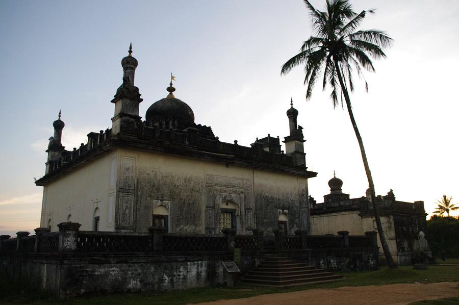 The Raj's Tomb