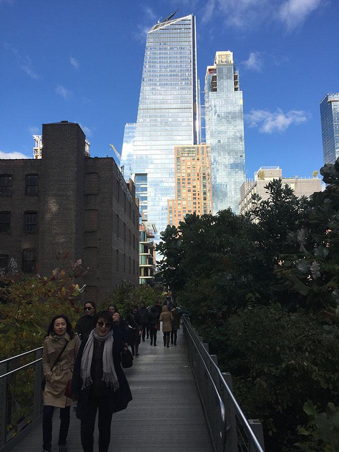 High Line, NY
